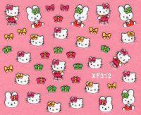 Nálepky Hello Kitty - XF312
