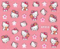 Nálepky Hello Kitty - XF313