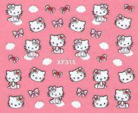 Nálepky Hello Kitty - XF315