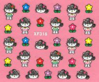 Nálepky Hello Kitty - XF316