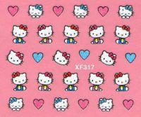 Nálepky Hello Kitty - XF317