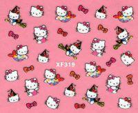 Nálepky Hello Kitty - XF319