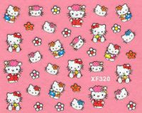 Nálepky Hello Kitty - XF320