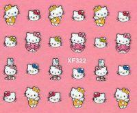 Nálepky Hello Kitty - XF322