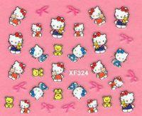 Nálepky Hello Kitty - XF324