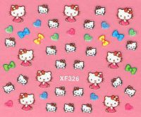 Nálepky Hello Kitty - XF326