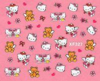 Nálepky Hello Kitty - XF327