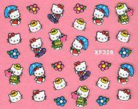 Nálepky Hello Kitty - XF328
