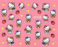 Nálepky Hello Kitty - XF329