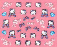 Nálepky Hello Kitty - XF331