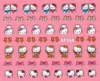 Nálepky Hello Kitty - XF334