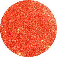 Luxury Powder 5 - neon tmavý oranžový