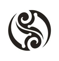 Tattoo šablónka - Symbol