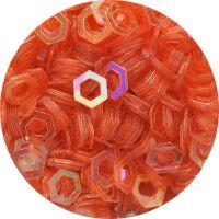 Konfety hexagony duté 3