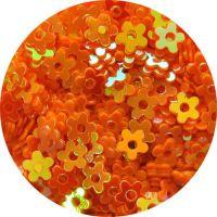 Konfety kvetinky s dierkou 4