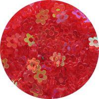 Konfety kvetinky s dierkou 5