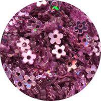 Konfety kvetinky s dierkou 16