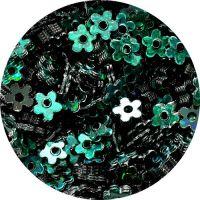 Konfety kvetinky s dierkou 21