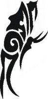 Tattoo šablóna 44-158