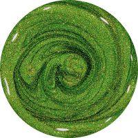Farebný Glamour UV gel - Green Jamiro