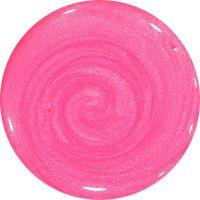 Farebný Glamour UV gel - Pink