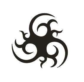 Samolepiaca šablóna na tetovanie 02-177