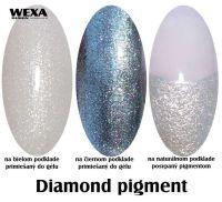 Diamond pigment