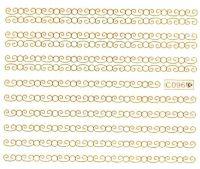 Vodolepky zlaté - C096gold