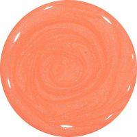 Farebný Glamour UV gel - Peach