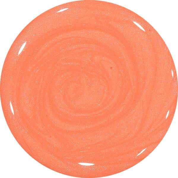 Farebný UV gél na zdobenie nechtov Peach