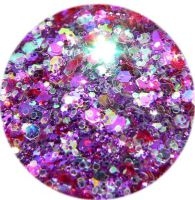 Bling Glitter - Wild Berry