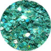 Bling Glitter - Emerald Stone