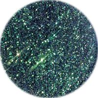 Luxury Powder 30 - čierny so zeleným odleskom