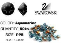 Swarovski D -  Aquamarine PP5