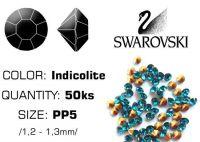 Swarovski D -  Indicolite PP5