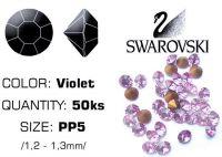 Swarovski D - Violet PP5
