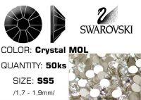 Swarovski kamienyk na nechty F - Crystal MOL SS5