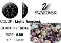 Swarovski F - Light Ametyst SS5