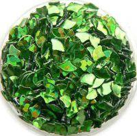 Konfety lupienky - 7. zelené metal