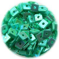 Konfety štvorčeky - 11. zelené