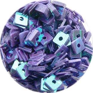 Konfety štvorčeky - 13. fialové
