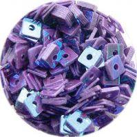Konfety štvorčeky - 8. fialové