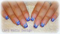 Farebný Glamour Cosmic UV gél - Gorgeous