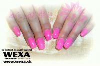 Farebný uv gél - Standard Really Pink