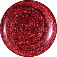 Farebný Glamour Cosmic UV gél - Atomic Red