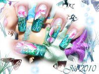 Farebný Glamour UV gel - Chameleon
