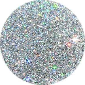 Jemnučký trblietavý prášok - LB 100-2
