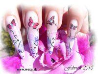 Lak na Stamping Nail Art - Královská fialová - 44