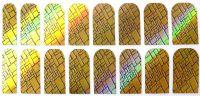 Nail Foil Patch 16