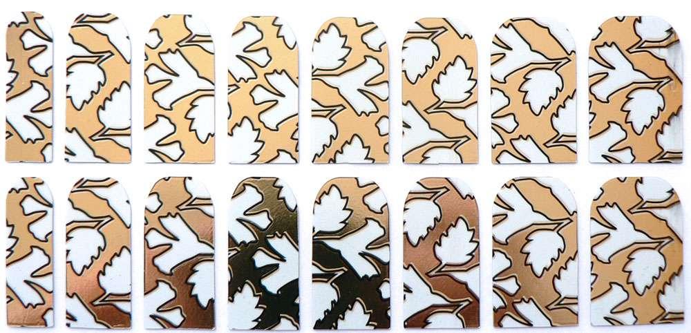 Nail Foil Patch 17